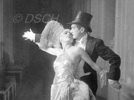 <p>Tango of the Diva and the Fascist from the ballet …</p>