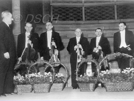 <p>After performance of the Quintet in Plovdiv. 13 Ju…</p>