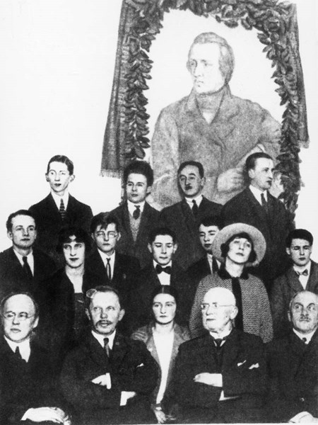 <p>Participants and jury members of the 1st Internati…</p>