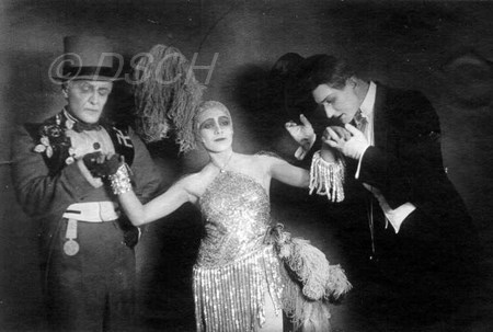 "<p>Ivanovsky, Jordan and Lavrovsky in the ballet ""The…</p>"